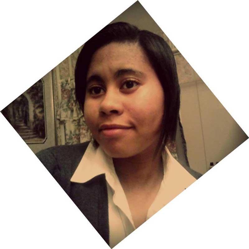 Carlisha M. Bevins, King's Fork High School