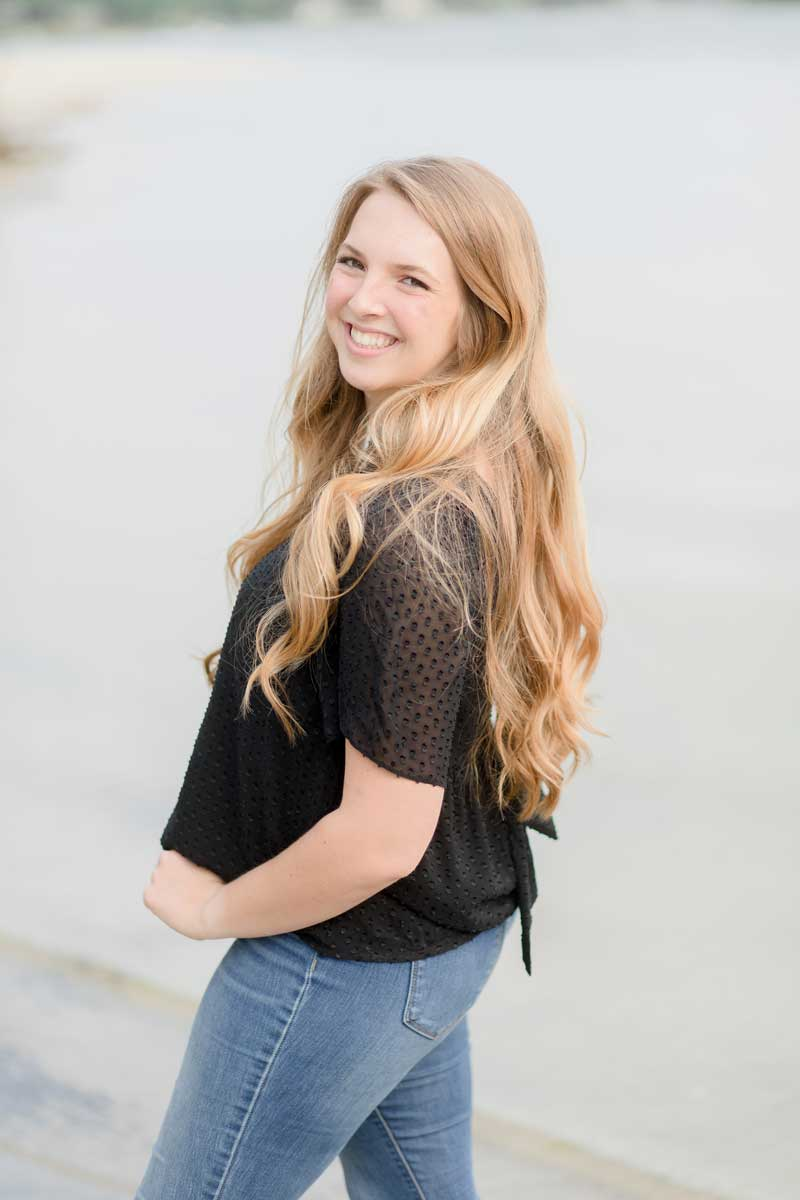 Emma McIntyre, Grassfield High School, Christopher Newport University
