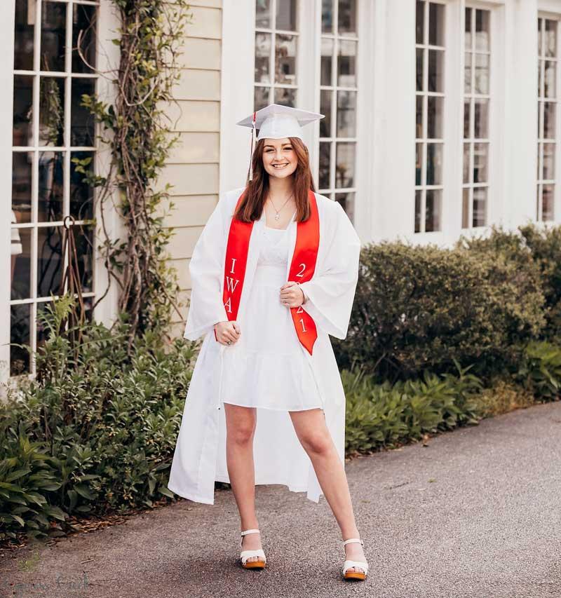 Rachel Iman, Longwood University